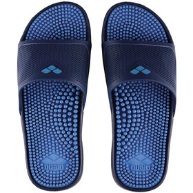 arena Marco X Grip Hook Sandals solid fastblue/navy
